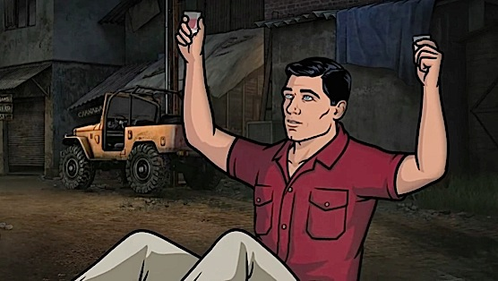<i>Archer</i> Review: &#8220;Archer Vice: Smugglers&#8217; Blues&#8221;