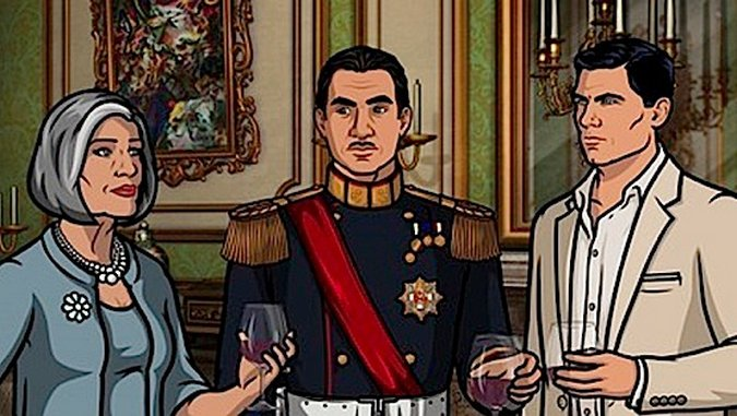 <i>Archer</i> Review: &#8220;Archer Vice: Palace Intrigue - Part 1&#8221;