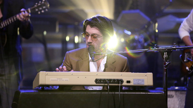 "Watch Arctic Monkeys Perform ""Four Out Of Five"" on <i>Jimmy Fallon</i>"