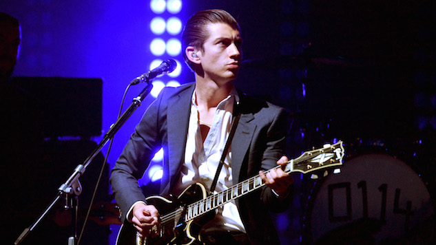 """Alex Turner Says Arctic Monkeys' New Single Is Due Out """"Soon"""""""