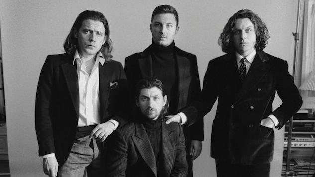 Arctic Monkeys Announce New Album, <i>Tranquility Base Hotel & Casino</i>