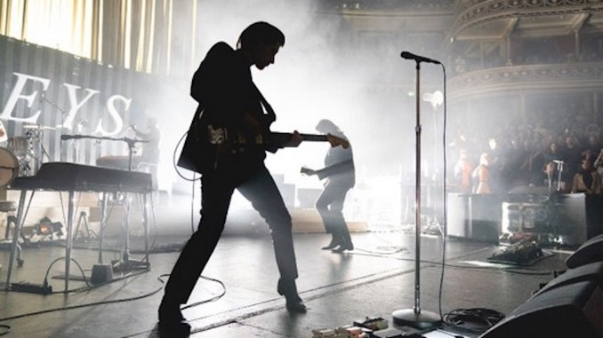 Arctic Monkeys Announce Live Album <i>Arctic Monkeys - Live At The Royal Albert Hall</i>