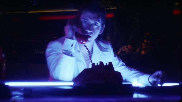 """Watch Arctic Monkeys' Chilling New Music Video For """"Tranquility Base Hotel & Casino"""""""
