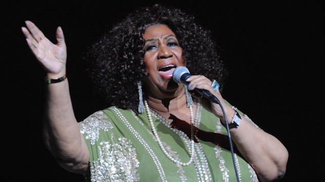 "Aretha Franklin Is ""Seriously Ill"": Report (Updated)"