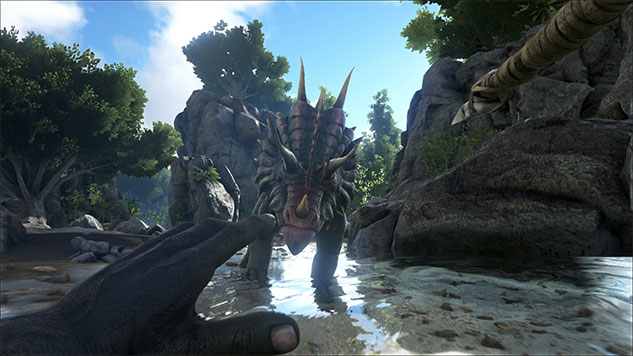 <i>Ark: Survival Evolved</i> Delayed to Late August