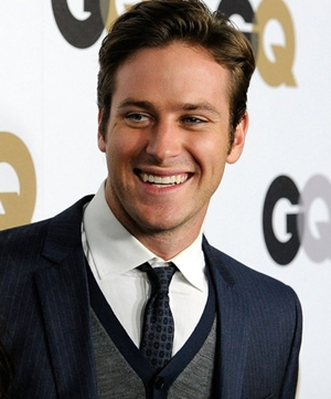 Armie Hammer Could Play Batman in <i>Justice League</i> Movie