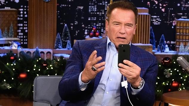 "Arnold Schwarzenegger Responds to Trump's ""Pray for Arnold"" Line at the National Prayer Breakfast"