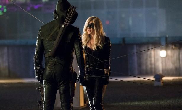 <i>Arrow</i> Review: &#8220;The Crucible&#8221; (Episode 2.04)