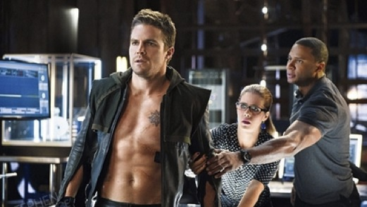 <i>Arrow</i> Review: &#8220;Three Ghosts&#8221; (Episode 2.09)