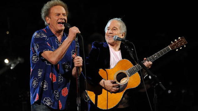 Hear Simon & Garfunkel Perform in Central Park on This Day in 1981