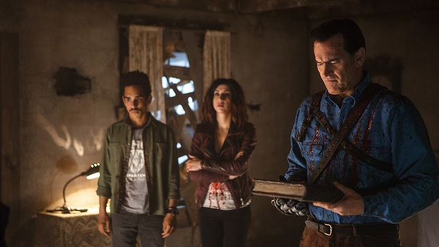 "<i>Ash vs. Evil Dead</i> Review: ""Bound in the Flesh"""