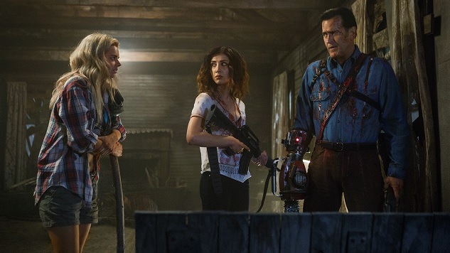 "<i>Ash Vs. Evil Dead</i> Finale Review: ""The Dark One"""