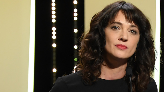 Asia Argento Fired from Judging on <i>X Factor Italy</i>