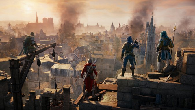<em>Assassin's Creed Unity</em>&#8212;From Apex to Nadir