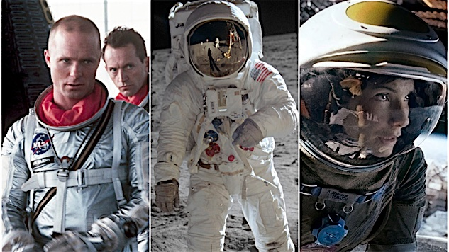 5 Great Films about Astronauts (that Are Not Science Fiction
