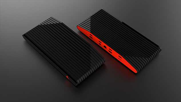 Feast Your Eyes Upon Atari's Forthcoming Console