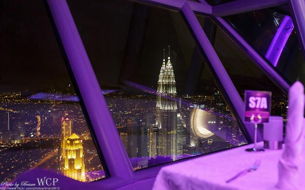 The Bucket List 10 Sky High Restaurants Travel