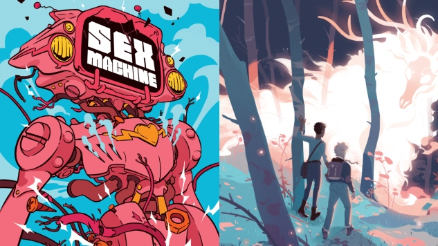 Close Out August With Two Awesome Comic Kickstarter Campaigns