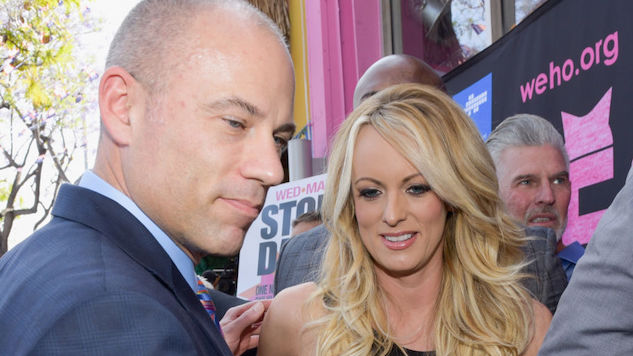 Stormy Daniels Says Michael Avenatti Sued Trump Without Her Permission