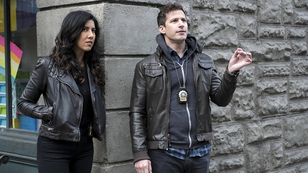 "<i>Brooklyn Nine-Nine</i> Review: ""Cop-Con"" and ""Chasing Amy"""