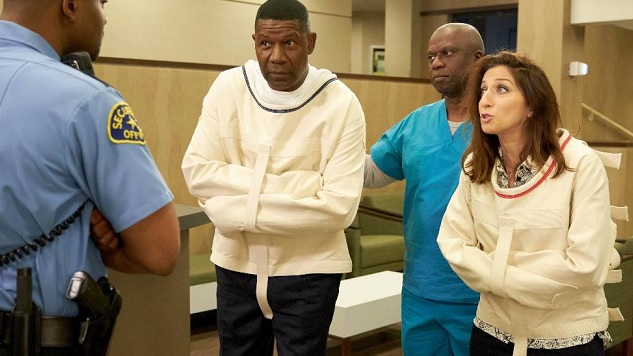 <i>Brooklyn Nine-Nine</i>'s Third Season Goes Out with a Bang, and a Game-Changer