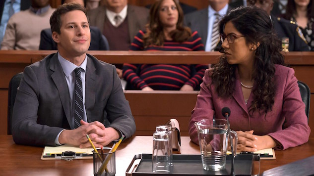 "<i>Brooklyn Nine-Nine</i> Review: ""The Bank Job"" and ""Crime & Punishment"""