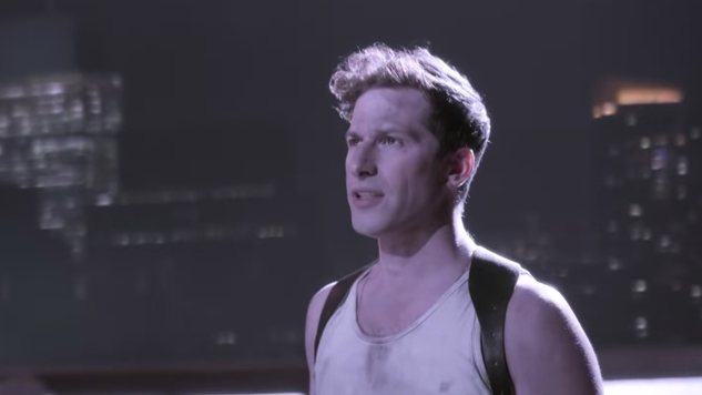 Andy Samberg Parodies Classic Action Movies in Latest Trailer for <i>Brooklyn Nine-Nine</i> Season Six