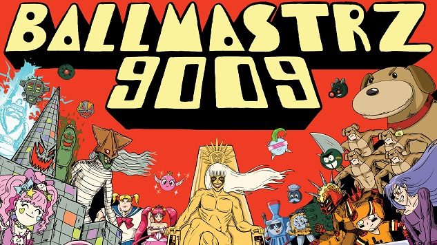 Watch an Exclusive Preview of Adult Swim's New Show <i>Ballmastrz: 9009</i>