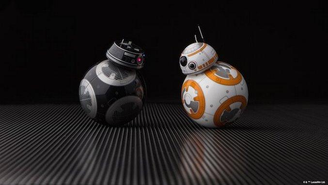 BB-8's Evil Twin Is the New <i>Star Wars: The Last Jedi</i> Toy