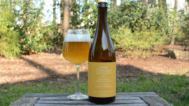 Blackberry Farm Spring Saison Review