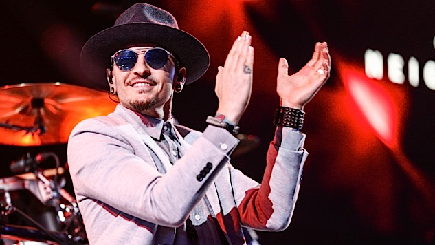 Chester Bennington Of Linkin Park Hasd Update