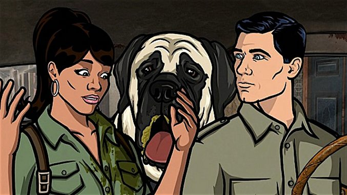 The 20 Greatest TV Dogs
