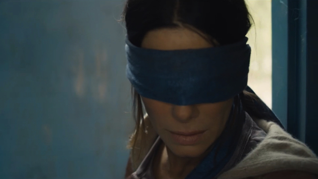 Bird Box breaks viewing record for Netflix within first week