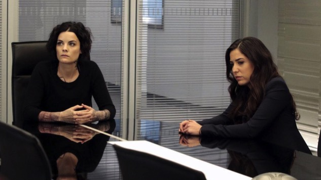 <i>Blindspot</i> Review: &#8220;Erase Weary Youth&#8221;