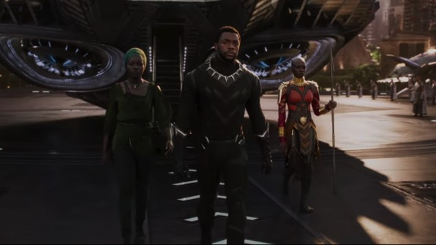 <i>Black Panther</i>'s Opening Weekend Projected to Top $100 Million