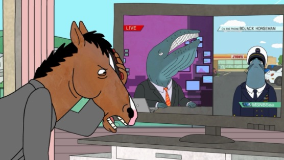 "<i>BoJack Horseman</i> Review: ""BoJack Hates the Troops"""