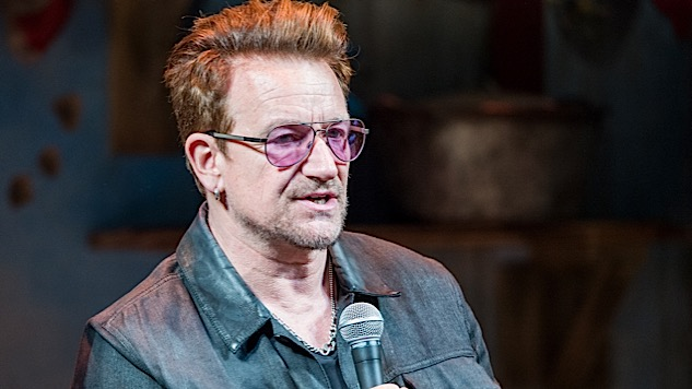 Bono Among Names Leaked in Tax-Haven Documents