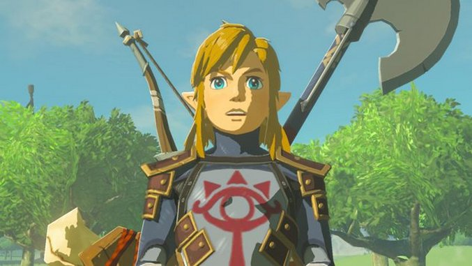 Here's What The Hero's Path Looks Like After 200 Hours in Breath of