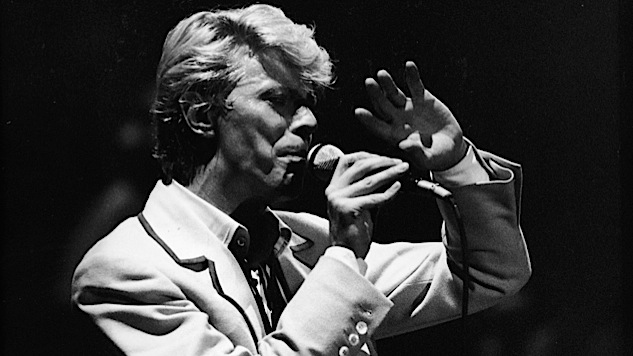 Today in the Paste Vault: David Bowie Plays the Hits, Covers The Who in 1983