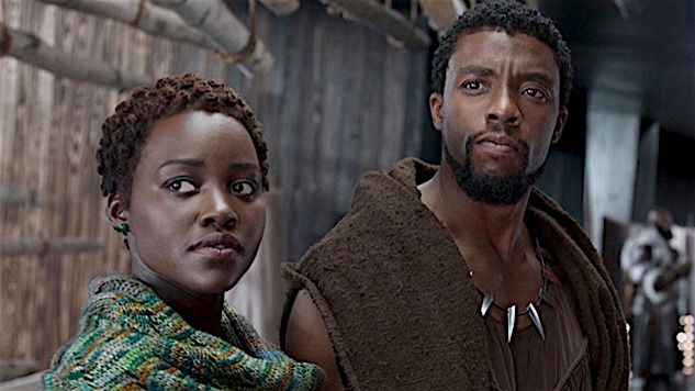 Black Panther: Jimmy Kimmel asks for comments on 'crisis' in Wakanda