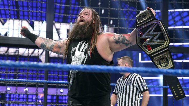 Elimination Chamber Proved the Obvious Story Is Sometimes the Best One