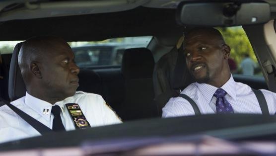 <i>Brooklyn Nine-Nine</i> Review: &#8220;Lockdown&#8221;