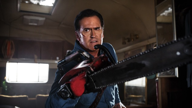 Bruce Campbell on <i>Ash Vs. Evil Dead</i>'s Audacious Season Two
