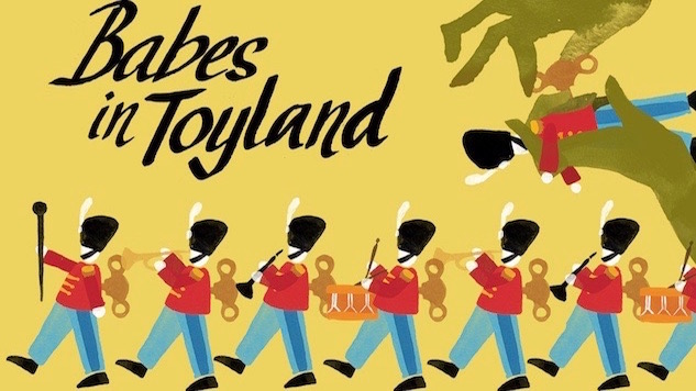 <i>Babes in Toyland</i> Comes to Carnegie Hall