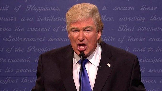 <i>SNL</i> Can&#8217;t Just Mock Donald Trump&#8212;It Has to Humiliate Him