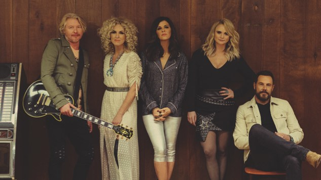 Jump On The Bandwagon With Miranda Lambert And Little Big Town