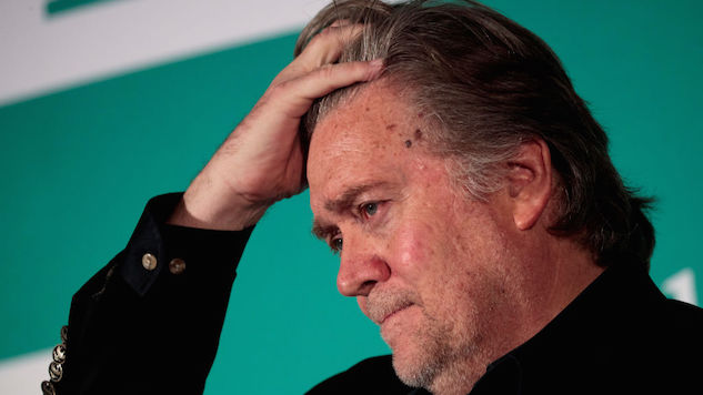 Steve Bannon Benefactor Robert Mercer Steps Down from $50 Billion Hedge Fund, Sells <i>Breitbart</i> Share to Daugters