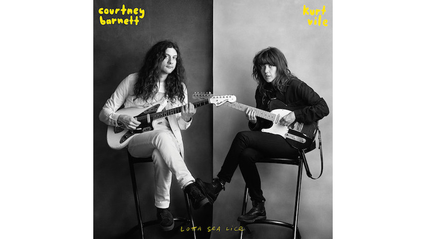 Kurt Vile & Courtney Barnett: <i>Lotta Sea Lice</i> Review