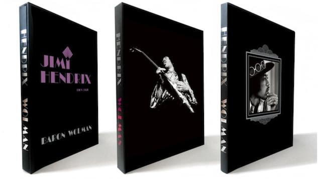 Classic Rock Photographer Baron Wolman Kickstarting Book of Limited-Edition Jimi Hendrix Shots
