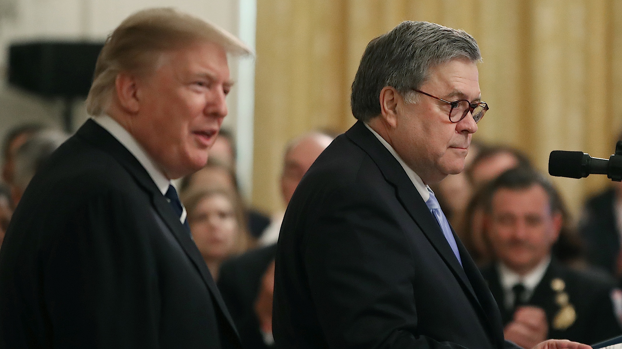 William Barr Blasts Media For Ignoring Surveillance Against Trump Campaign